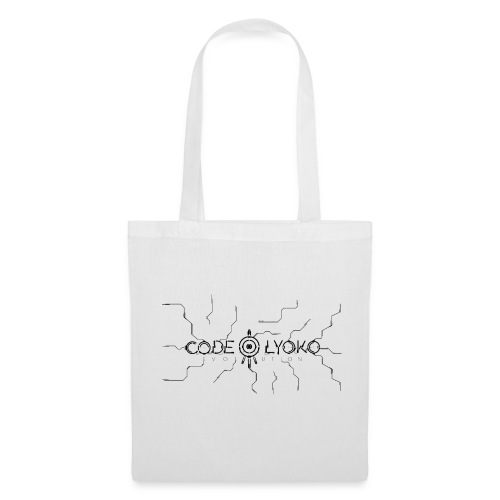 Connection - T-Shirt Sac blanc - Tote Bag