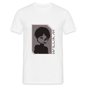 Evolution Style - T-Shirt Homme William - T-shirt Homme