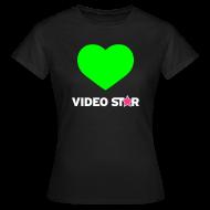 T-Shirts ~ Women's T-Shirt ~ Video Star