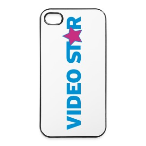Video Star Logo iPhone 4/4S Case - iPhone 4/4s Hard Case