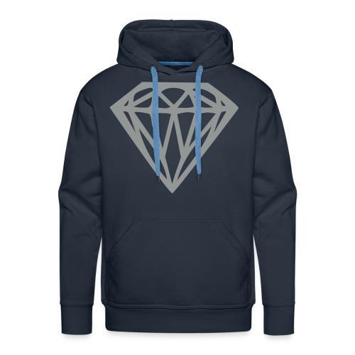 diamond tivaro trui mannen. - Mannen Premium hoodie
