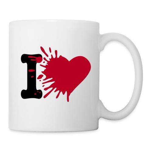 Love coocooning - Mug blanc