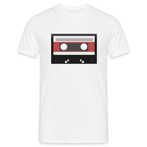 T-shirt con musicassetta - Maglietta da uomo