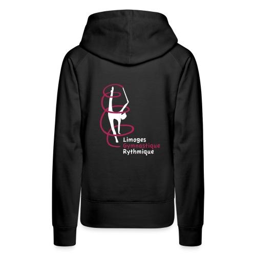 Pull capuche femme - Sweat-shirt à capuche Premium pour femmes
