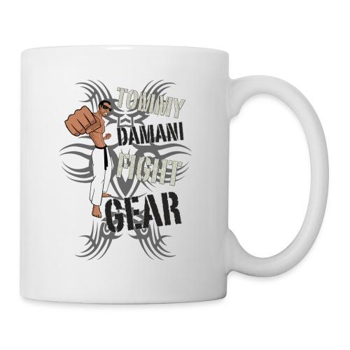 Tommy Damani Fight Gear - Mug