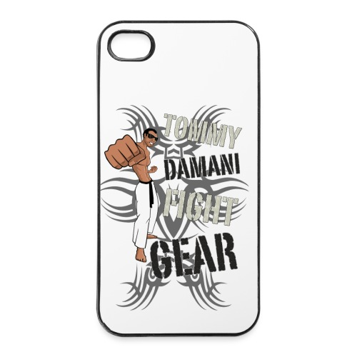 Tommy Damani Fight Gear - iPhone 4/4s Hard Case