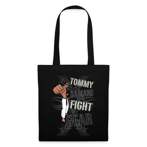 Tommy Damani Fight Gear - Tote Bag
