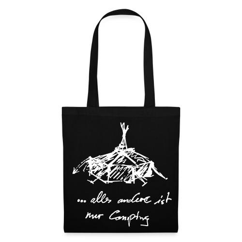 mein Campingbeutel - Stoffbeutel