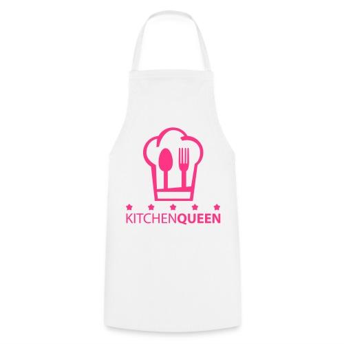 Kitchen Queen Apron - Cooking Apron