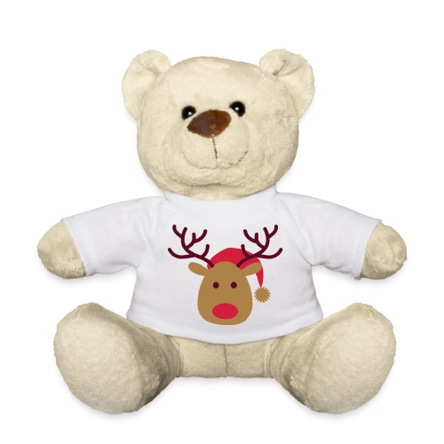 Christmas Teddy - Teddy Bear