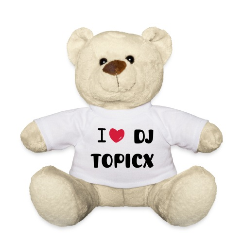 I Love Topicx Teddy - Teddy