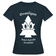 T-shirts ~ T-shirt dam ~ T-SHIRT - GRANLIGAN - DAM