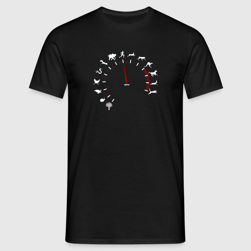 Speedometer  T-Shirts - Men's T-Shirt
