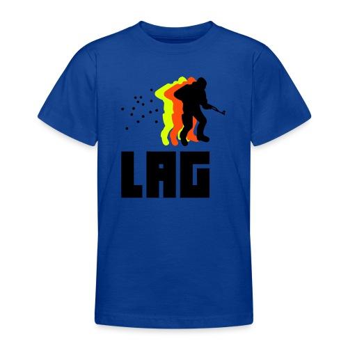LAG Shirt - Teenage T-Shirt