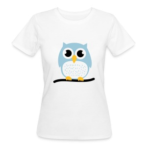 Owl - Women's Organic T-shirt