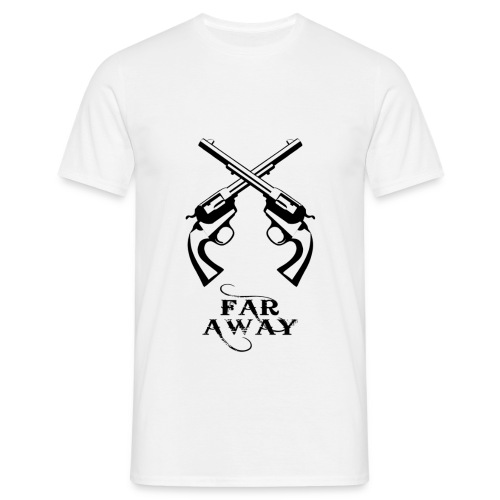 T-shirt Far-Away Homme - T-shirt Homme