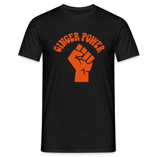 Ginger Power - Men's T-Shirt