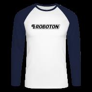 Long sleeve shirts ~ Men's Long Sleeve Baseball T-Shirt ~ Product number 23029386