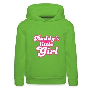 Daddy's Little Girl Hoodie - Kids' Premium Hoodie