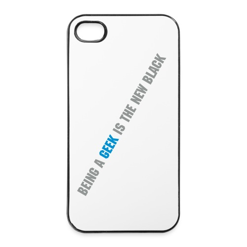 Geeky iPhonecase - iPhone 4/4s Hard Case