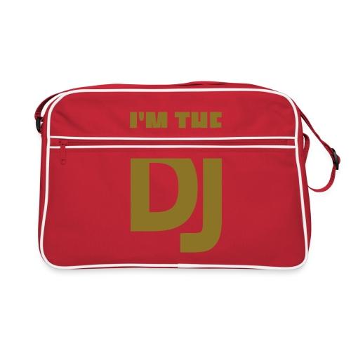 Tas: Im the DJ - Retro-tas