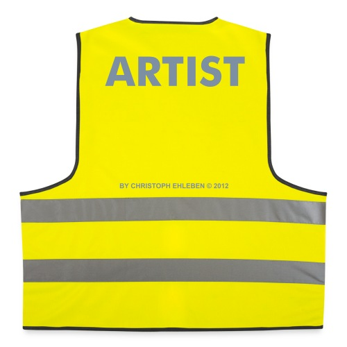 ARTIST WEST KIT - Warnweste