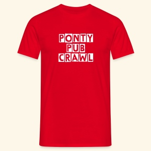 Pub Crawl - Men's T-Shirt