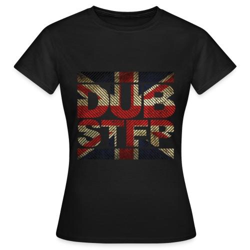Logo Dubstep - Frauen T-Shirt