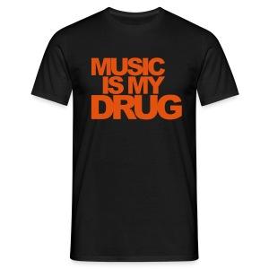 #TEAMDEEZY EXCLUSIVE T-SHIRT HEREN! - Mannen T-shirt