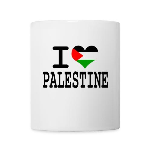 I luv palestine mug!! - Mug