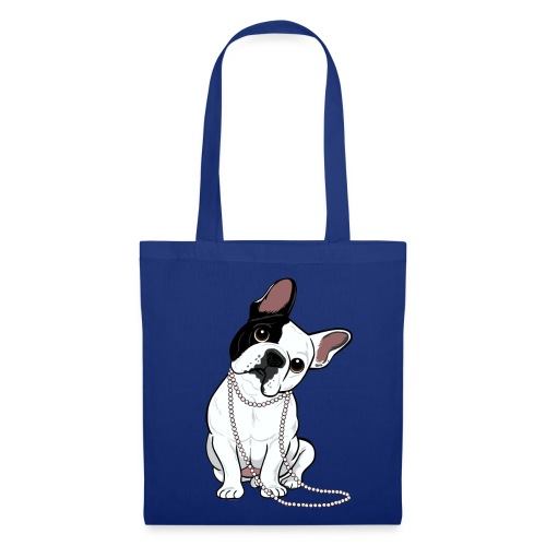 Tote Bag - Design réalisé pour Marie-Sabotine.com par Lili CHIN (http://doggiedrawings.net) - All rights reserved -