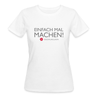 T-Shirts ~ Frauen Bio-T-Shirt ~ Frauen-Shirt