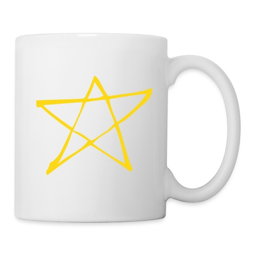 mug magic' juda - Mug blanc