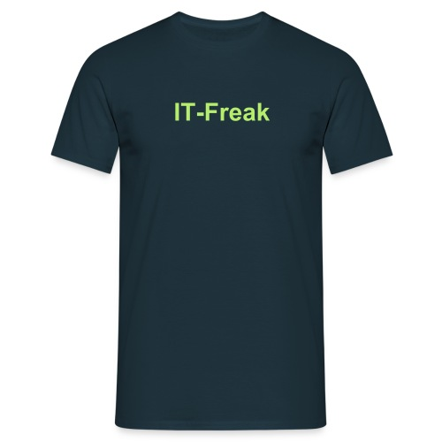 Herren T-Shirt IT-Freak - Männer T-Shirt