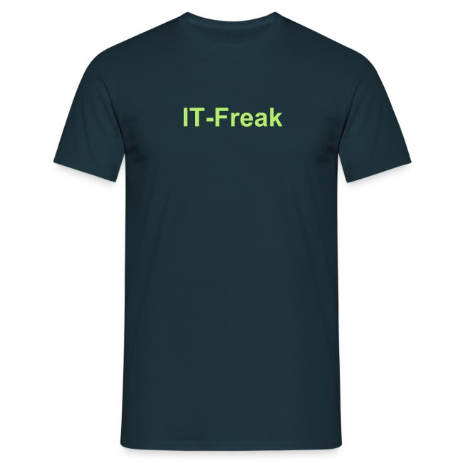 Herren T-Shirt IT-Freak