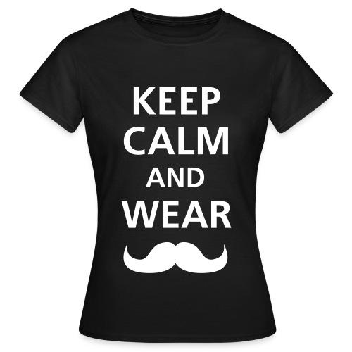 Vrouwen T-shirt klassiek - Vrouwen T-shirt