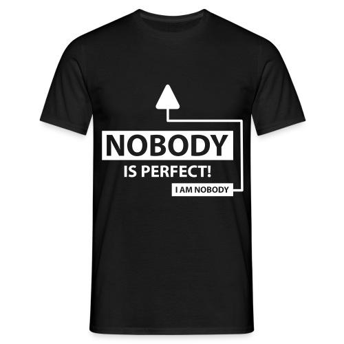 Mannen T-shirt klassiek - Mannen T-shirt