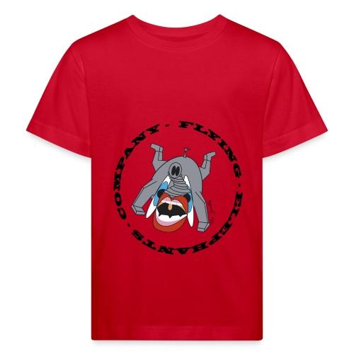 FLYING ELEPHANTS - Kinder Bio-T-Shirt