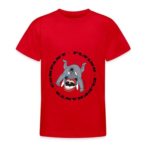 FLYING ELEPHANTS - Teenager T-Shirt