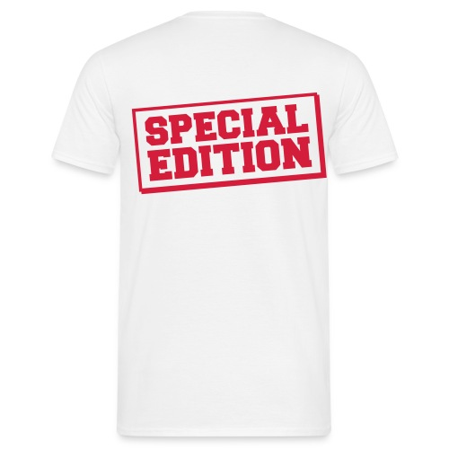 SPECIAL EDITION T-Shirt - Männer T-Shirt