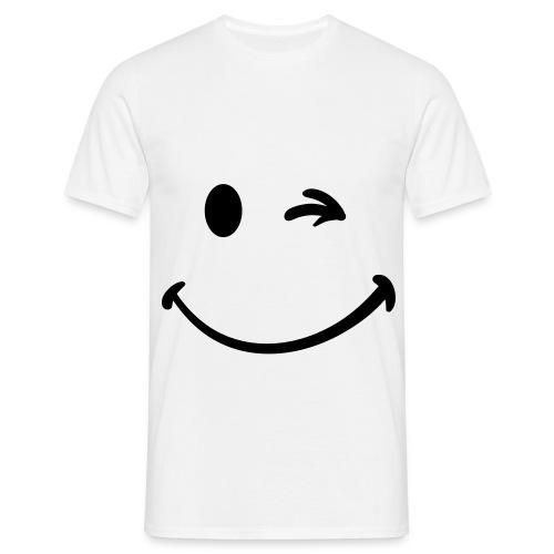 ;-) T-Shirt - Männer T-Shirt