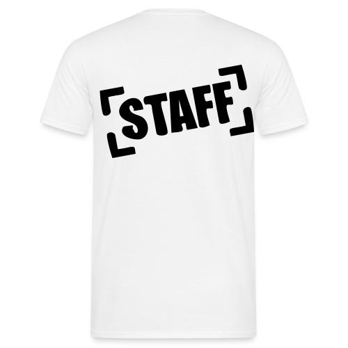 STAFF T-Shirt - Männer T-Shirt