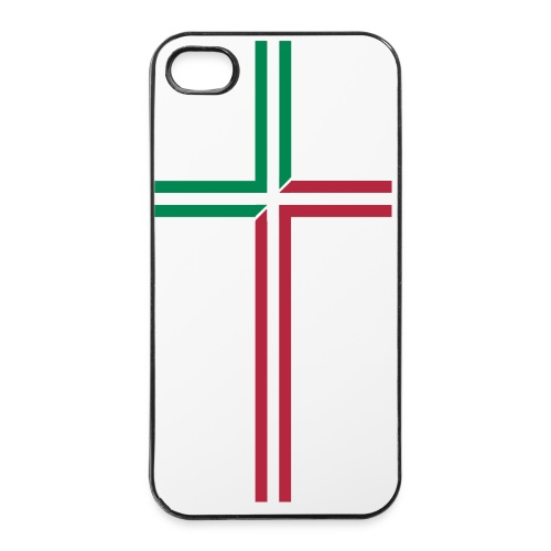 Coque  iphones 4/4s cruz - Coque rigide iPhone 4/4s