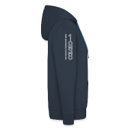 Pullover & Hoodies ~ Männer Premium Kapuzenjacke ~ Artikelnummer 23045062