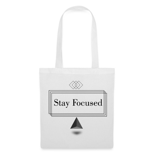 torba stay focused - Torba materiałowa