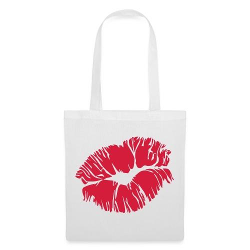 Sac lèvres - Tote Bag