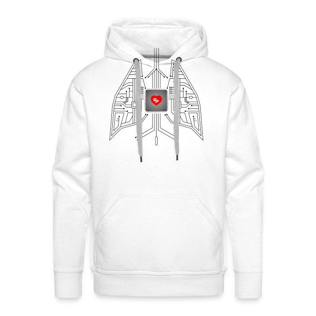 Nerd Heart hoodie