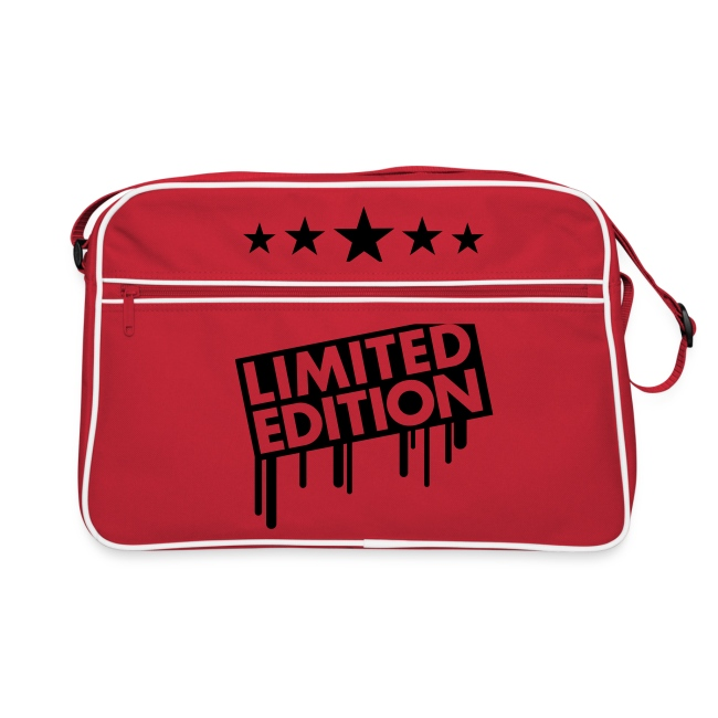 Limited Edition Retro Bag