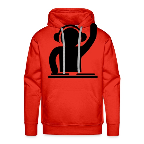 Dj vest - Mannen Premium hoodie