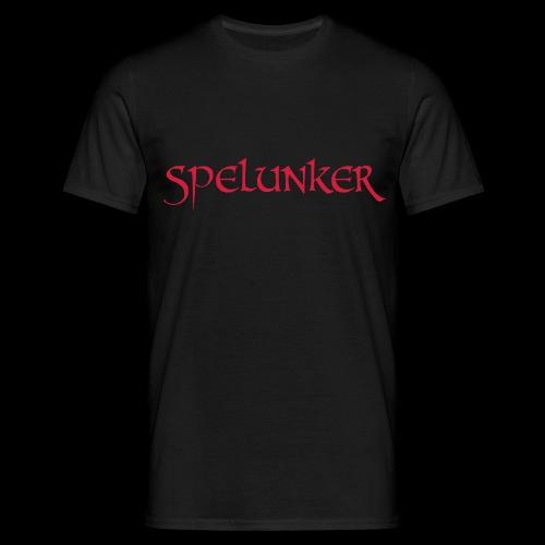 Spelunker - Maglietta da uomo